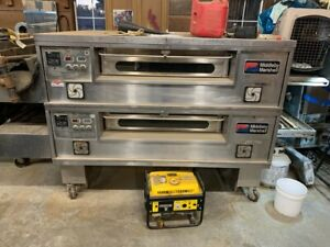 Middleby Marshall Ps570gs Pizza Oven Reconditioned
