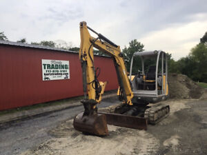 2007 Gehl 353 Hydraulic Mini Excavator W Thumb Only 2400 Hours