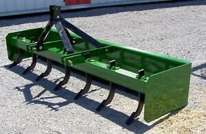 New Tri Tennessee River Super Hd 8ft Box Blade free 1000 Mile Delivery From Ky