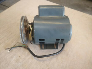 Albertson Sioux Tools 645 L Valve Face Grinder General Electric Motor 1 2 Hp