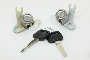 New Door Lock Set With Keys driver Passenger For Toyota Camry Celica