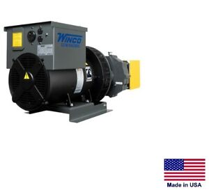 Generator Pto Powered Brushless 120 240v 1 Phase 540 Rpm 29 600 Watt