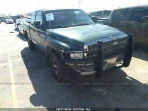 Power Brake Booster With P265 75r16 Tires Fits 00 01 Dodge 1500 Pickup 2109546