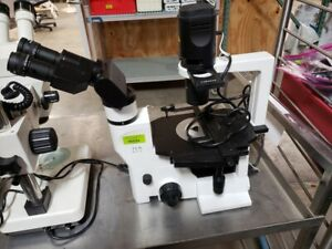 Labomed Tcm400 Microscope