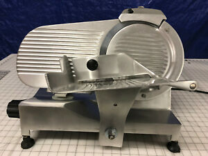 Globe Chefmate Gc10 Meat Slicer Commercial Deli Cutter