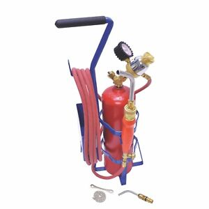 Uniweld 89605 Twister Air acetylene Kit With mc Tank