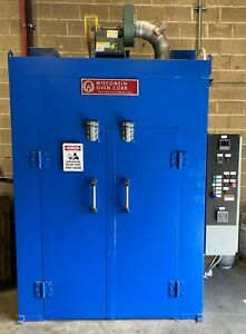 New Wisconsin Oven Powder Coating curing Oven