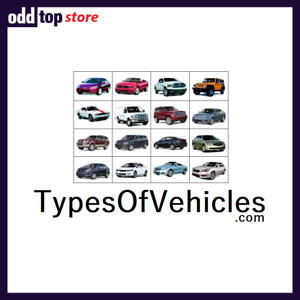 Typesofvehicles com Premium Domain Name For Sale Dynadot