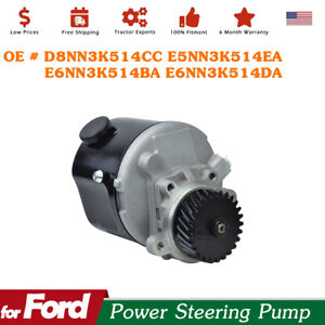 Power Steering Pump Economy Ford 5000 4600 2600 4100 6600 4110 3600 4000 3000