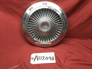 Vintage Ford 1963 Galaxie 500 Dog Dish Poverty Hubcap Wheel Cover