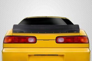 Acura Integra 2dr 94 01 Carbon Creations Carbon Fiber Rbs Wing Spoiler