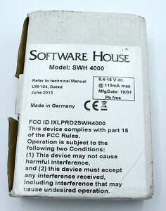 Swh 4000 Multi technology Wiegand Output Reader 125khz 13 56mhz