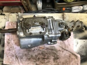 Muncie M20 4 Speed Transmission 3864848 1965