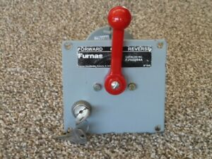 Taylor dunn 71 040 00 Furnas Four Finger Forward reverse Switch new Handle