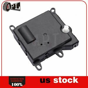 604 214 Fits Lincoln Town Car 90 92 Crown Victoria 92 11 Blend Door Actuator