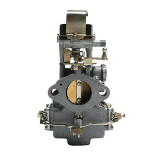 Carburetor Fits 1963 1969 Ford Autolite 1100 Mustang Falcon 170 200 Ci 6 Cyl Eng