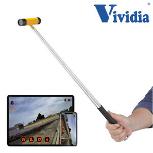 Telescopic Pole Wireless Wifi Inspection Camera For Iphone Ipad Android Tvs 100