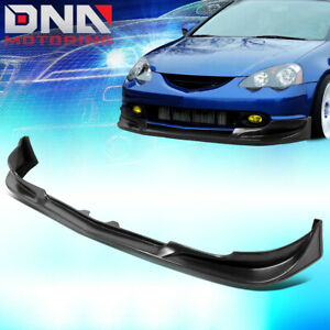 For 2002 2004 Acura Rsx C West Style Front Bumper Lip Lower Spoiler Body Kit