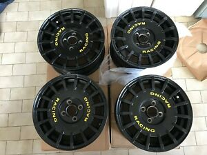 For Miata Roadster Mx5 Civic E30 Eg6 Dc2 Jdm Rally Style 15 Wheels Rim Turbofan