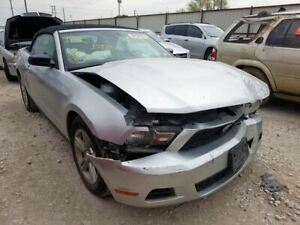 Driver Front Seat Bucket Convertible Cloth Fits 10 12 Mustang 2103548