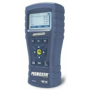 Bacharach 19 8117 Monoxor Plus Co Analyzer