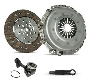 Clutch And Slave Kit Fits 12 18 Ford Focus 2 0l L4 5 Spd For Dual Mass Flywheel