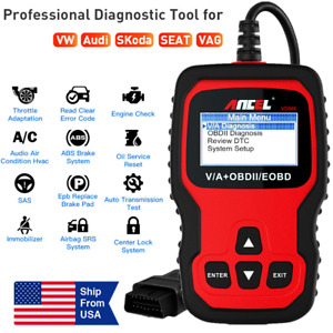 Auto Diagnostic Full System Abs Srs Tpms Scanner Oil Epb For Vw Audi Skoda Seat
