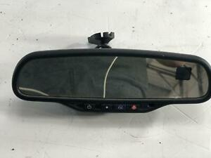 2003 2006 Chevy Silverado Sierra Tahoe Rear View Mirror Auto Dim Compass Temp