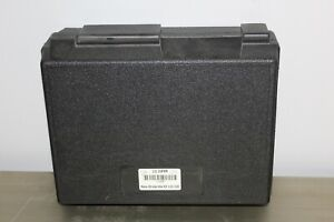 Monarch Nova strobe Bbx In Carrying Case With Power Adapter Attachments