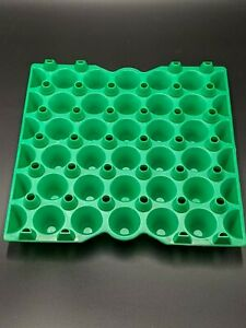 30 Hole Egg Tray chicken Egg Tray incubator Egg Tray Stk 30 Plastic Stackable