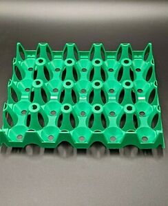 Incubator Egg Tray 20 Hole Replacement Tray Duck Turkey Peacock Plastic R4x5