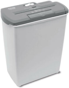 Aurora As810sd 8 sheet Strip cut Paper Cd And Credit Card Shredder Basket New F