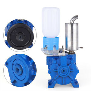 110 V Electric Milking Machine Vacuum Pump For Farm Cow Sheep Goat 250 L Min