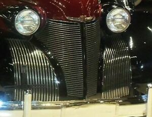 1939 Cadillac Series 61 Center Grill Wanted