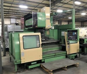 Mori Seiki Mv 65 Cnc Mill Fanuc 15m Cat 50 40 Tools 4 000 Rpm Geared Head