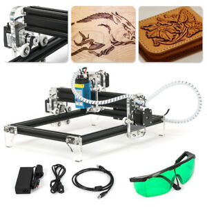 500mw Mini Cnc Engraving Machine Laser Head Desktop Laser Printer Diy Grbl
