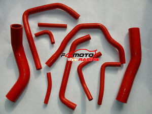 Silicone Radiator Hose Fit Toyota Land Cruiser Hdj80 1990 1997 1996 1995 1994