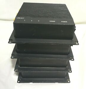 Lot of 4 BROKEN PORTS StructureScanHD Module HD Structure Scan Lowrance NO POWER