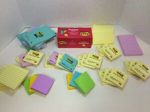Post it Notes America s Favorite Sticky Note Super Sticky Pop up Lined 60 Ct