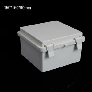 Waterproof Abs Ip65 66 Enclosure Control Electronic Junction Box Terminal Cable