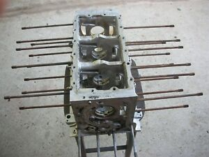 Corvair 65 68 Engine Case 164 Cu Inch 140 Hp Power Glide Degreased