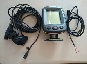 Hummingbird PMAX170 Sporting Fish Finder GPS Radar Electronic Deepwater + Wires!