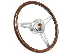 1968 1978 Ford Mustang S9 Classic Deluxe Cobra Steering Wheel Kit