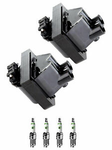 Ignition Coil Spark Plugs For Dr41 Chevrolet Cavalier Oldsmobile Alero