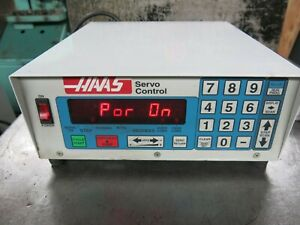 Haas Servo Control For Haas Cnc 4th Axis Collet Indexers