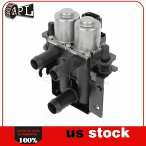 Heater Control Valve For Lincoln Ls Sport 3 9l 2000 2003 Yw4h18495aa 1pc
