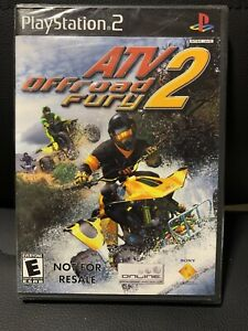ATV Offroad Fury 2 (PlayStation 2 PS2) | Brand New  Factory Sealed