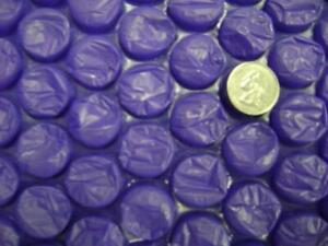 100 X 12 X 5 16 Purple Bubble Wrap Medium Bubbles Perforated Every 12