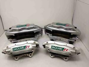 2004 Jaguar R Xj8 Oem Brembo Brake Caliper Set Front Rear Supercharged Lh Rh 05