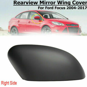 Car Right Wing Side Rearview Mirror Casing Cover Fits Ford Focus Sedan 2010 2016